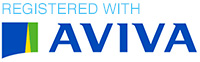 Oxford Physiotherapy Clinic are registered with Aviva